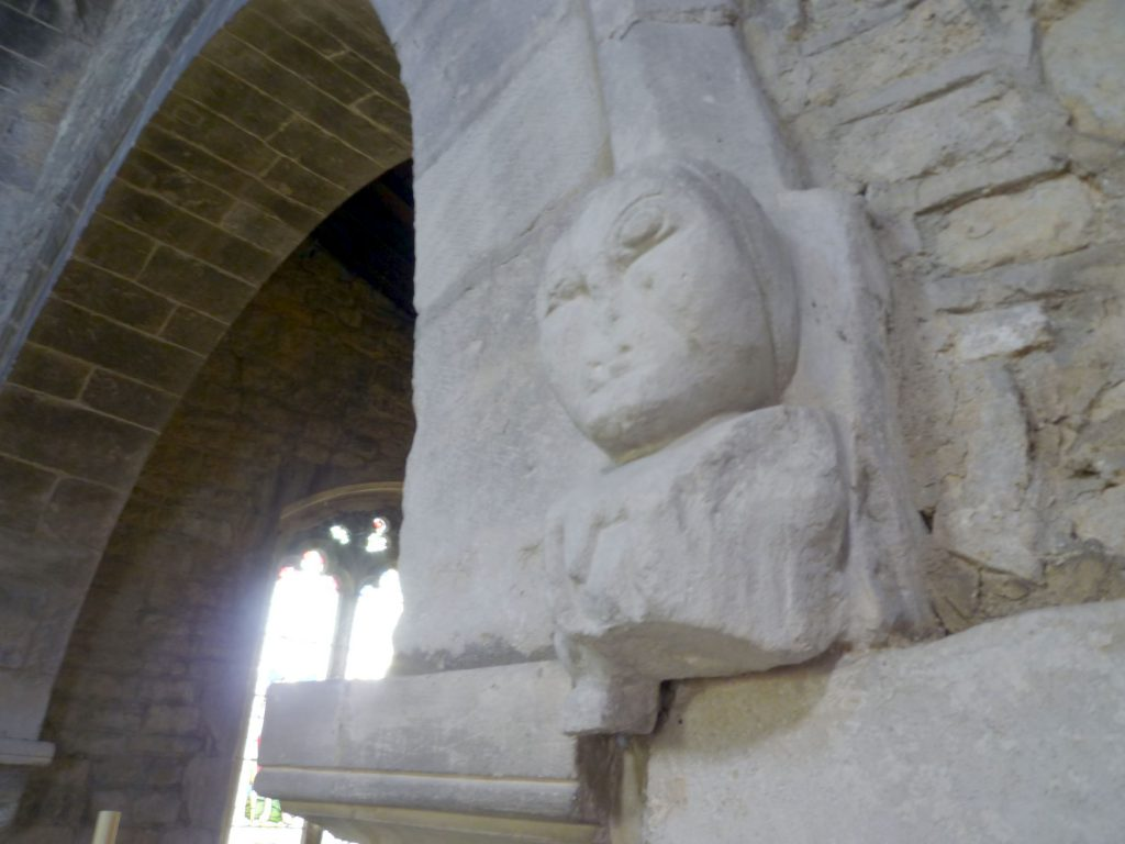 The Figure On the Arch