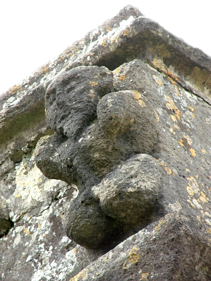 The Male figure at Painswick