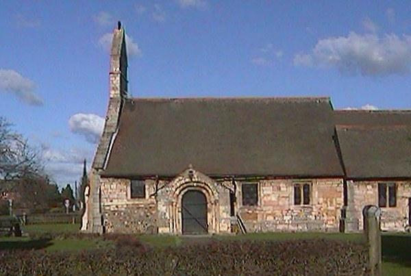 Bilton In Ainsty Church