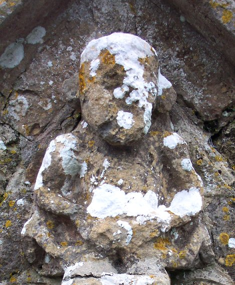 The Binstead Sheela Na Gig