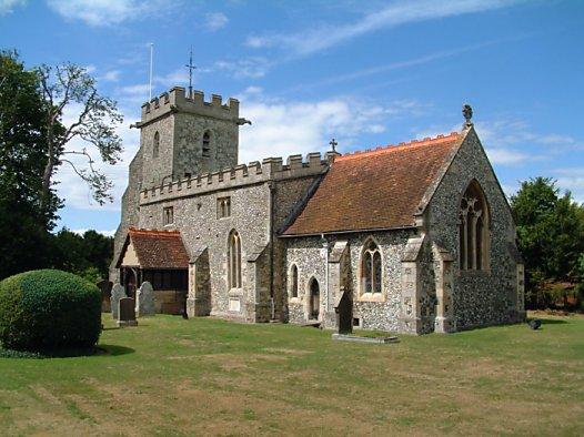 Buckland Church