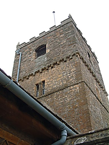 The Tower at Clevedon Church