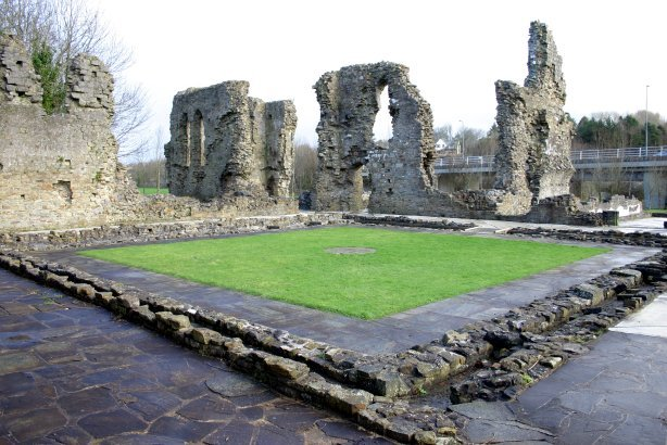 Haverfordwest Priory