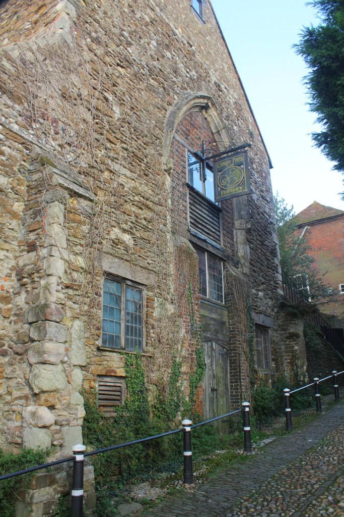 Augustian Chapel Rye