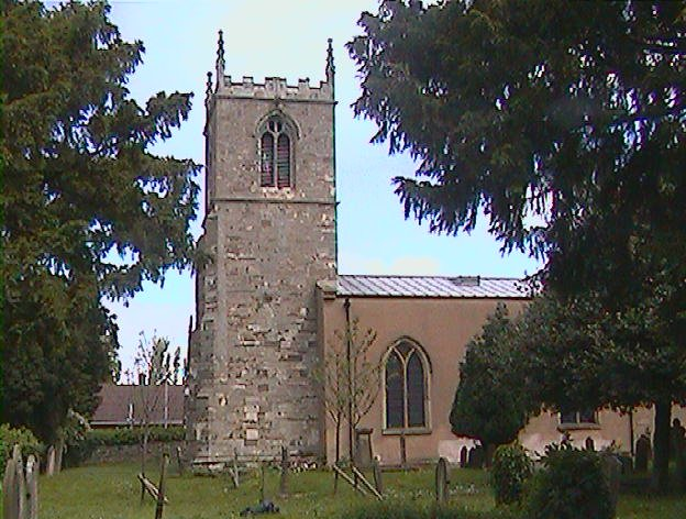 Torksey Church