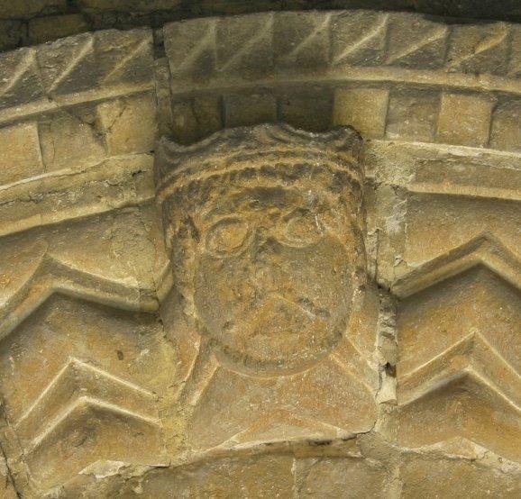 Head Above Door